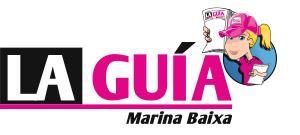LA GUÍA MARINA BAIXA